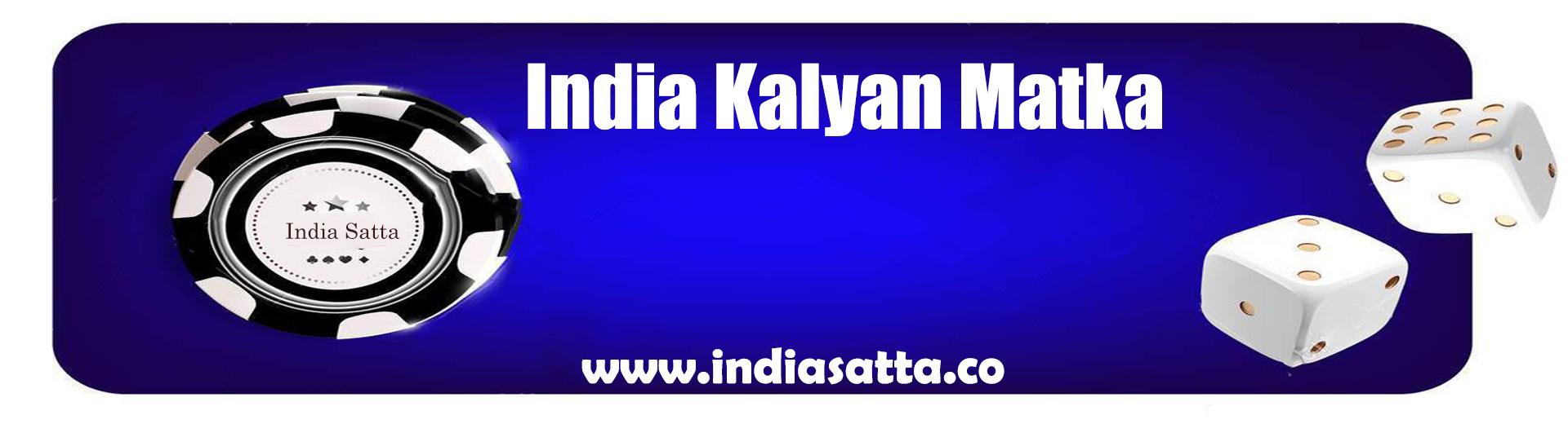 India Kalyan Matka